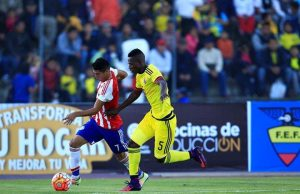 Colombia vs. Paraguay_empate