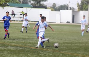 Andres Campeon vs Blue Rays